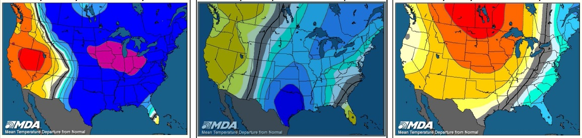 Blog weather for 1-6-2014